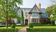 Square Foot Tudor Estate Highland Park Texas Listed