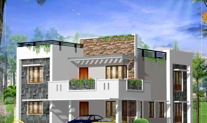 Square Home Design Kerala Floor Plans