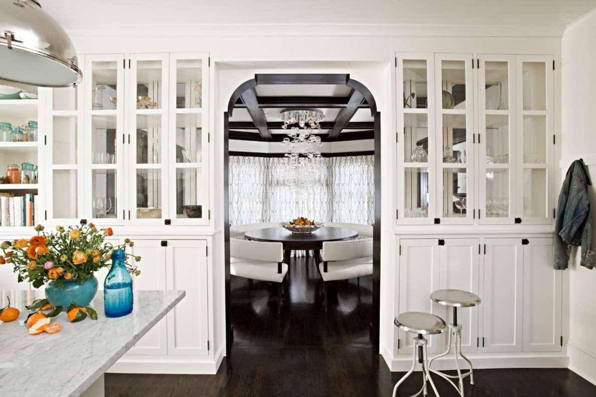 Square Kitchen Design Layout Decosee