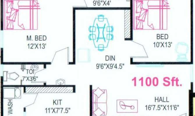 Sri Sai Balaji Nilayam Floor Plan Bhk