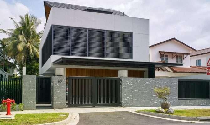Stacko Generation House Singapore Architect