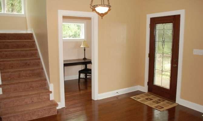 Staging Vacant Home Open Floor Plan Welcome