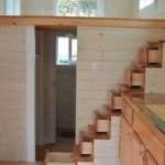 Stairs Home Run Brevard Tiny House Living