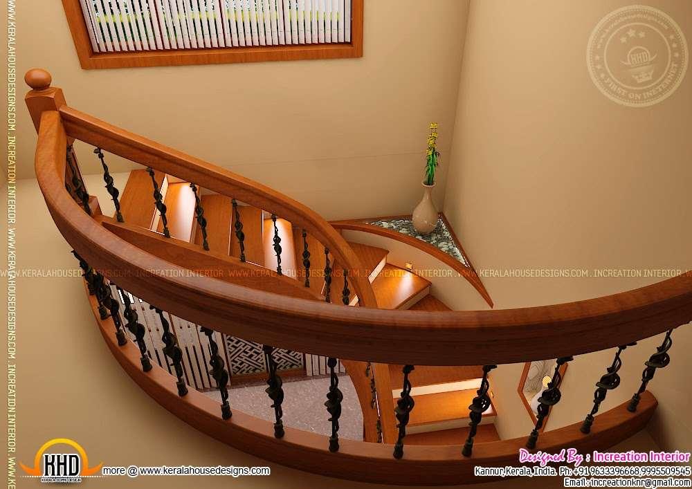 Stairway Design Shape