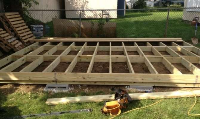 Standing Deck Ideas Quotes