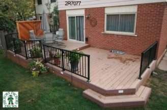 Standing Deck Plans Designs Wood Project Ideas