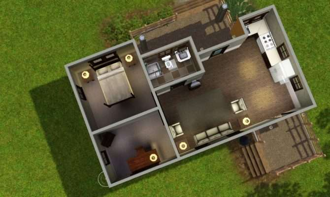 Starter Homes Sims Sim Realty
