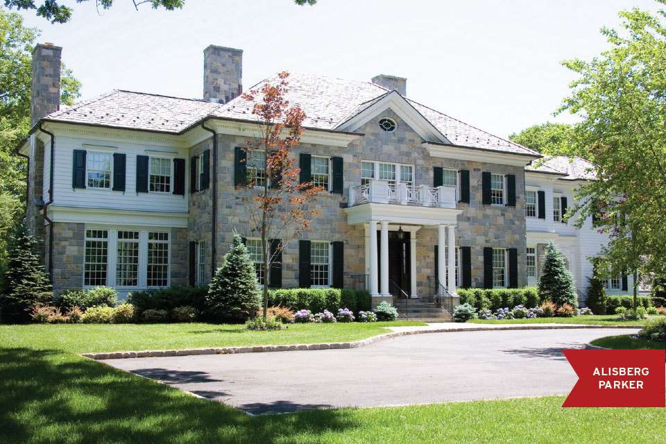 Stately Homes Stone Exteriors Around Country
