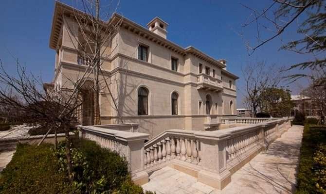 Stately Newly Built Italianate Villa China Richard