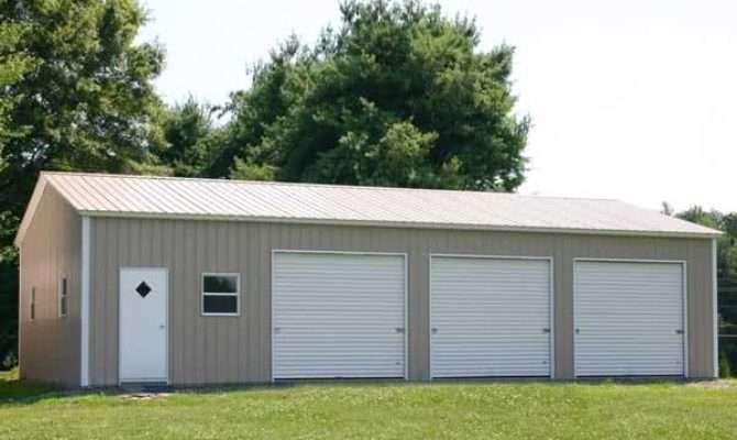 Steel Garage Kits Prices Estimates