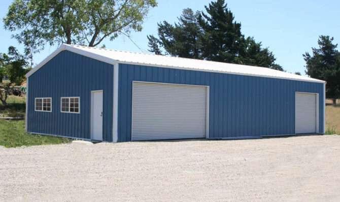 Steel Garages Garage Buildings