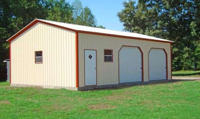 Steel Garages Living Quarters Chances Garage Pinterest