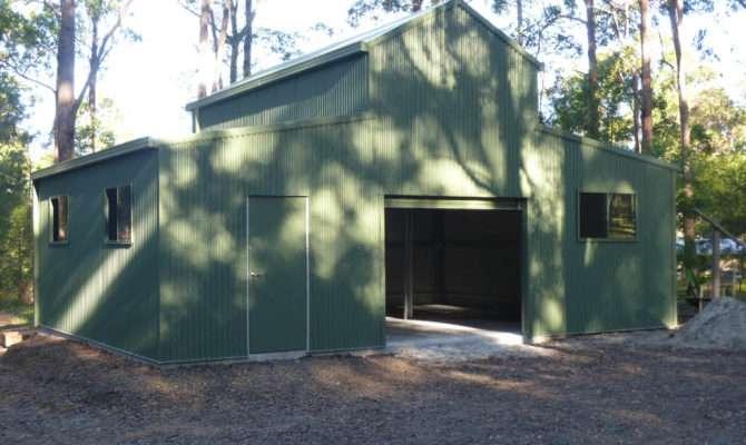 Steel Sheds Australia