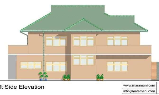 Steep Slope House Plan Plans Maramani