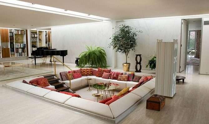 Step Style Quotient Your Interiors Sunken Living Rooms