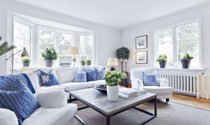 Stockholm Vitt Interior Design White New England Charm