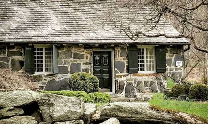 Stone Cottage House Plans Small