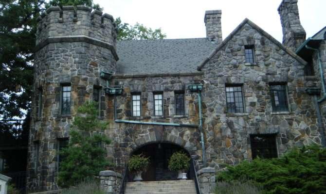 Stone Manor House Autumn Storme Deviantart