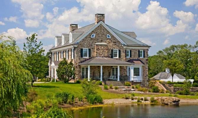 Stone Manor House