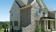 Stone Masonry Natural Home Exterior Carolina