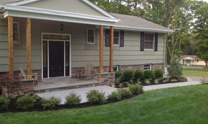 Stone Veneer Siding West Milford Home