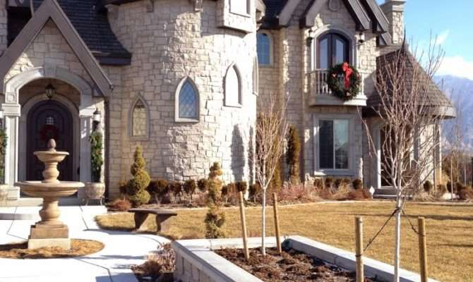 Stones Castle Style Homes Hearth Home