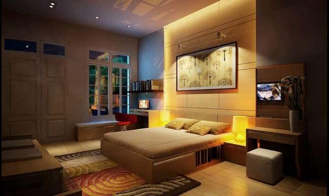 Storage Bed Dream Home Interiors Open Design