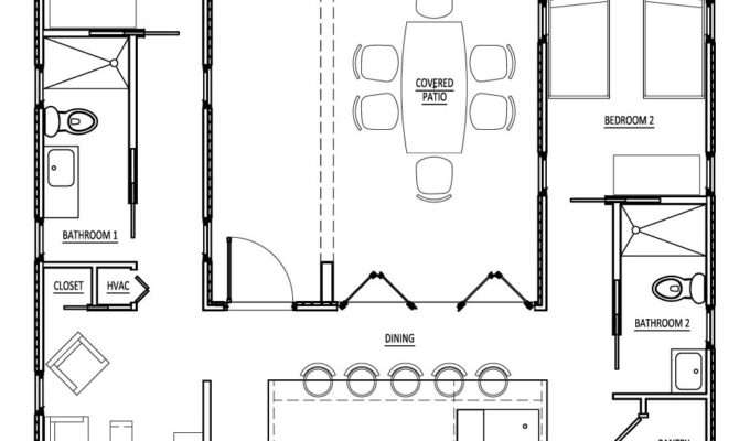 Storage Container House Plans Smalltowndjs