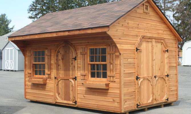 Storage Shed Styles Sheds Plans Designs