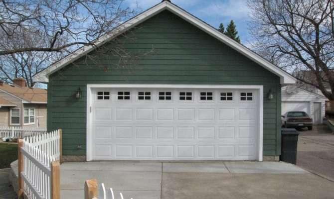 Storage Truss Garage Plans