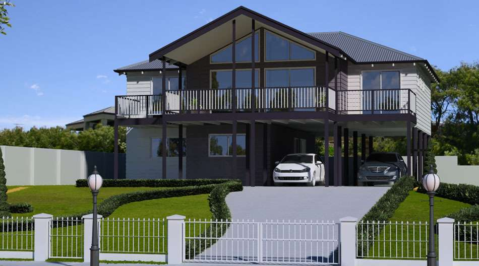 Storey Home Builders Perth Two Homes