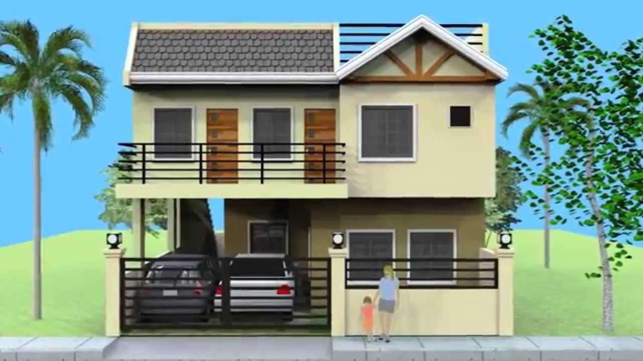 Storey Modern House Designs Floor Plans Ideas