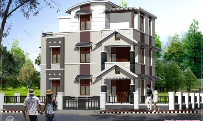 Story Apartment Building Design Joy Studio
