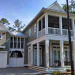 Story Beach House Plans Pilings