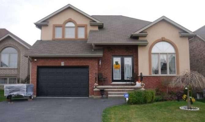 Story Brick Stucco House Brantford Ontario
