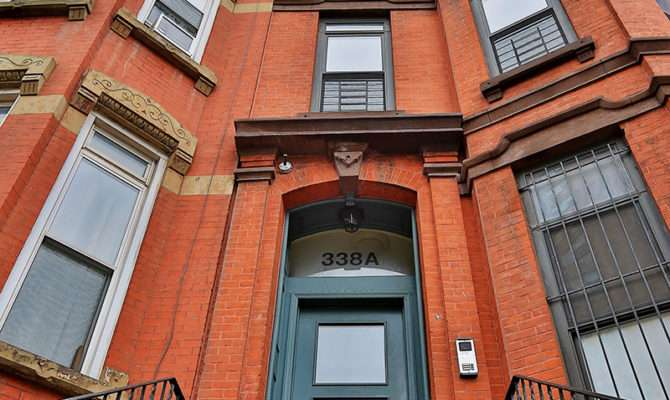 Story Brick Townhouse Clinton Hill Bls