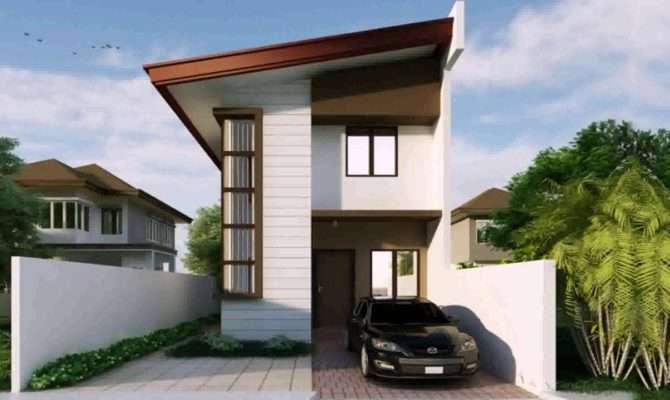 Story House Design Floor Plan Youtube