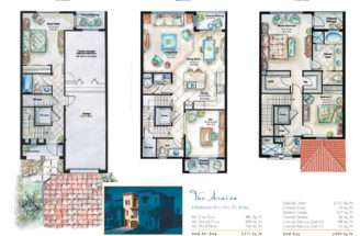 Story House Floor Plans