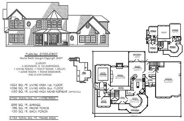 Story House Plans Basement Catharines Niagara