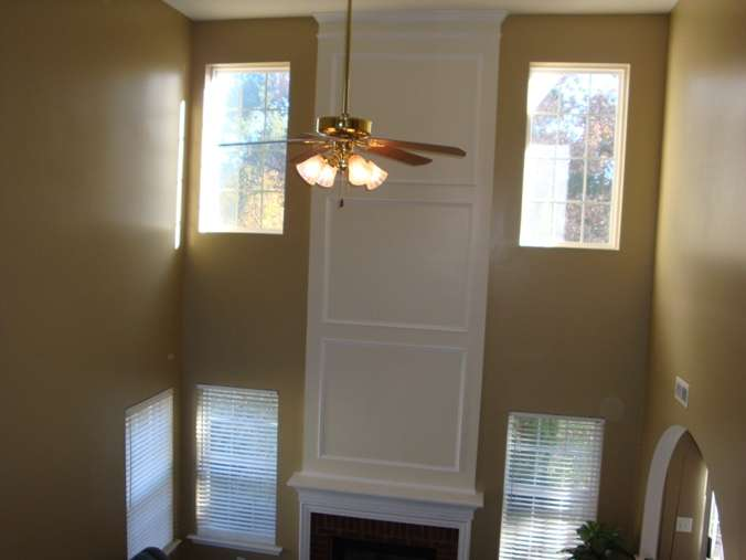 Story Living Room Ceiling Fan