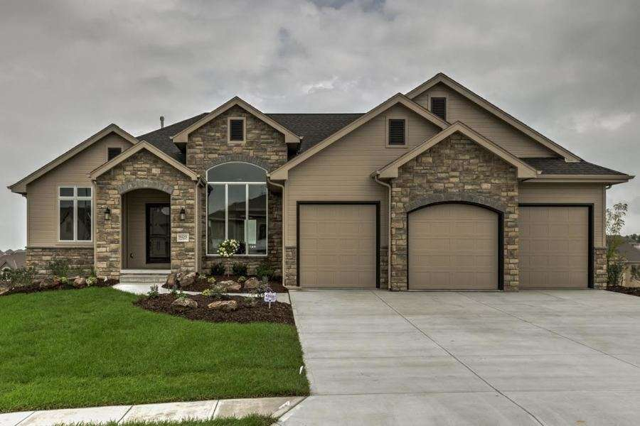 Story Traditional House Plan Heinman