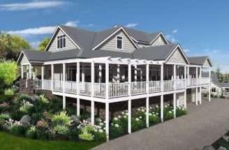 Storybook Hamptons Style Design
