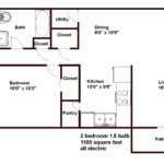 Stratford Hills Apartments Bed Bath Den Square Feet