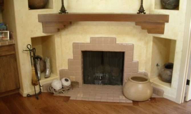 Structural Artistry Southwest Style Fireplaces