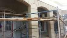 Stucco Work European Style