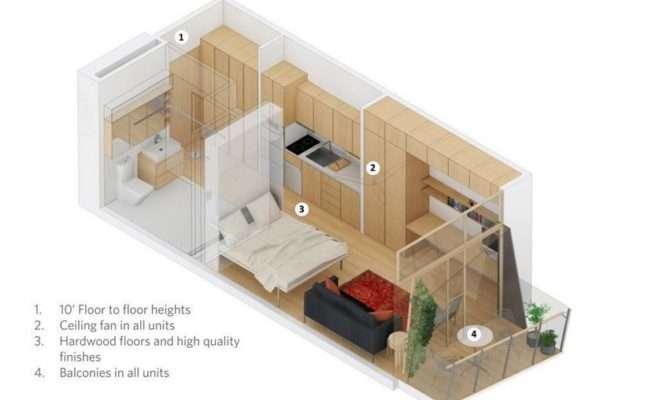 Studio Apartment Floor Plans Furniture Layout