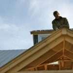 Studio Building Framing Roofing Nathan Reverse Gable