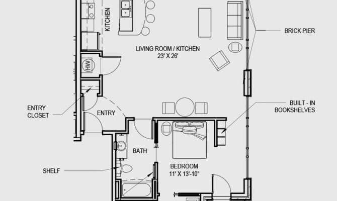 Studio One Bedroom Apartments Marceladick