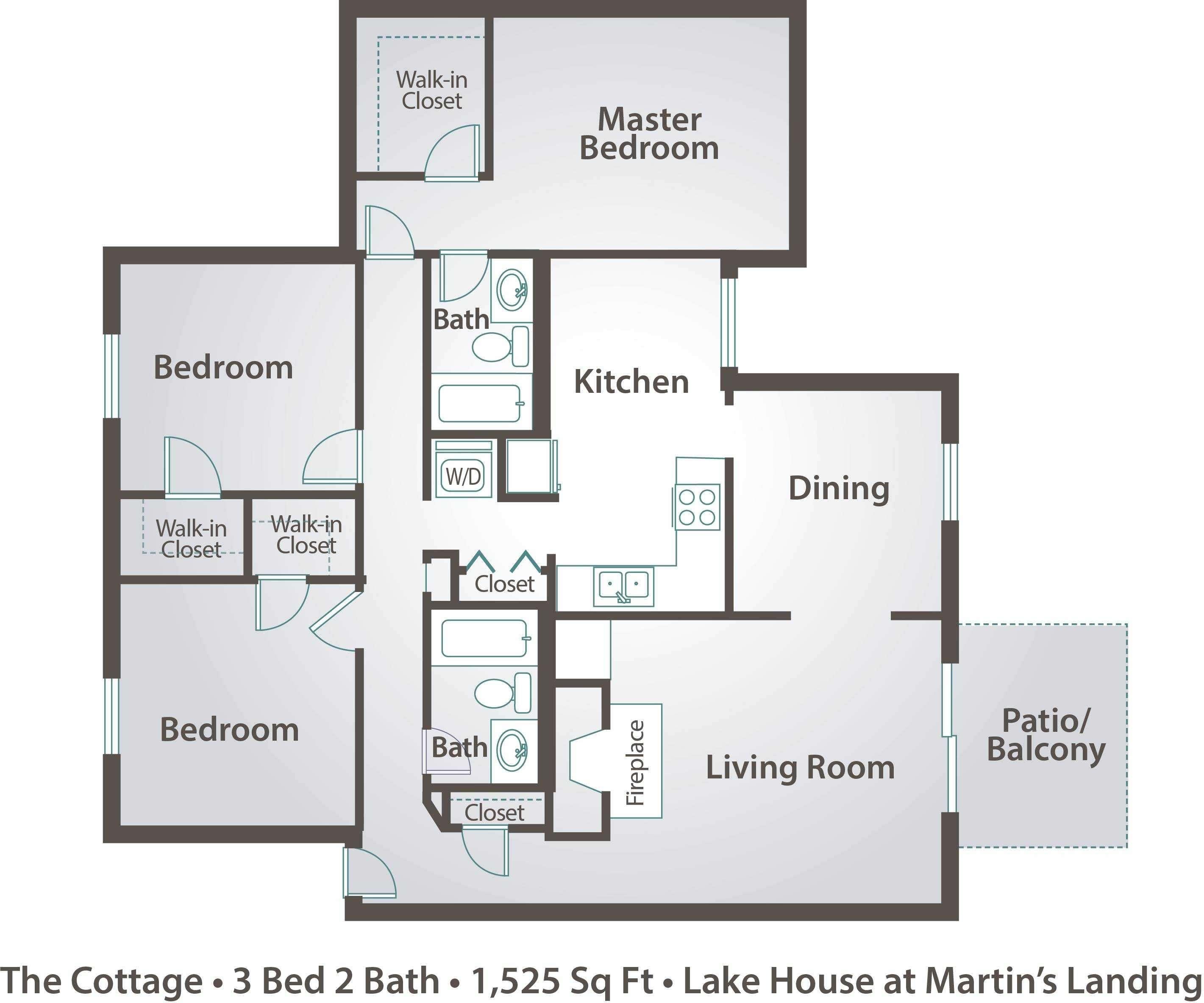 Stunning Bedroom Condo Floor Plans Also Apartment Trends
