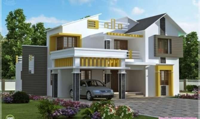 Stunning Kerala Contemporary Villa Bedroom